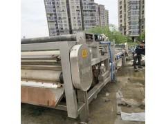 污泥处理设备带式压滤机 高效脱水环保设备 泥浆脱水机