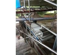 生产定制 带式压滤机 污泥脱水设备 专业处理印染污水