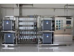 超纯水设备_小型实验室用RO+EDI超纯水设备