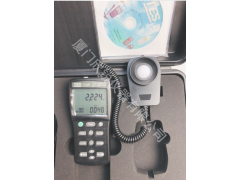 TES-1339R记忆式数字式照度计