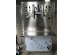 低价销售WF-LGY    立式双头灌装机