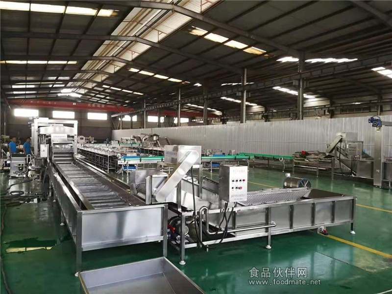 羊头清洗加工生产线 (2)