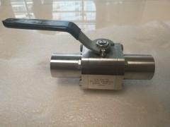 进口焊接式球阀-进口高压2205焊接球阀