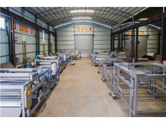 带式浓缩压滤机 带式污泥压滤机 2.5-3米污泥带式压滤机
