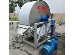 红薯浆甩干机 大型淀粉浆脱水机 做淀粉脱水机厂家