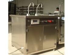 沃发电动灌装机 订做食用油双头灌装机