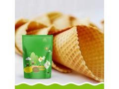 蛋筒粉1kg冰淇淋脆皮甜筒预拌粉冰激淋脆筒华夫粉雪糕皮