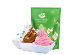 原味软冰淇淋粉批发自制家用商用冰激凌原料DIY雪糕粉1kg