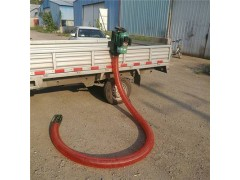农场补仓多功能吸粮机 车间上料用三项电软绞龙