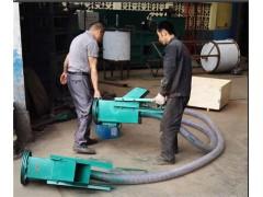 粮仓用软管抽粮机 直销悬挂式自动装袋机
