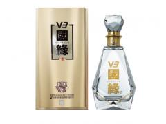 白酒专卖 国缘V3 水晶V  国缘团购08