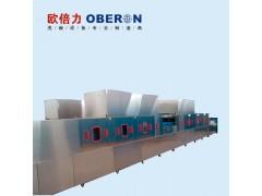 欧倍力自动洗箱机 周转箱清洗机厂家直销 保温箱清洗机