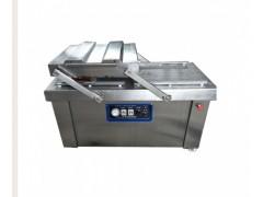 鸡鸭真空机 熟食真空封口设备 卤煮肉类双室真空包装机