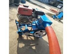 双驱动车载式抽料机 带进出管粮食输送机Lj1