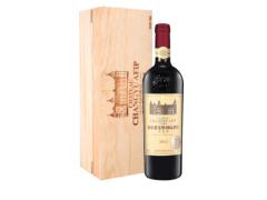 【量大优惠】张裕珍藏级爱斐堡干红葡萄酒,木盒装08