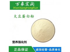 大豆蛋白食品级增稠剂营养强化剂大豆蛋白植物蛋白