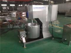 利特商用机械打浆设备 鱼糜打浆机价格  牛肉打浆机制造商