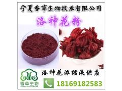 洛神花粉生产厂家供应玫瑰茄提取液洛神果提取物 浓缩汁粉出厂价