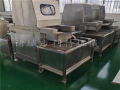 优质牛肉盐水注射机 猪排带骨注射机 肉类加工设备生产商