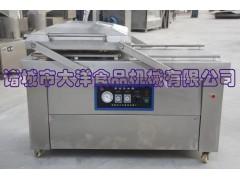 全自动304钢真空充氮包装机适合各种食品包装