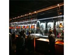 火锅烧烤店专用自酿啤酒设备,小型鲜啤生产设备