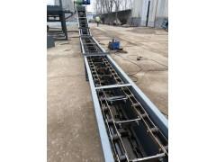散沙刮式上料机 双板链刮板式输送机Lj1