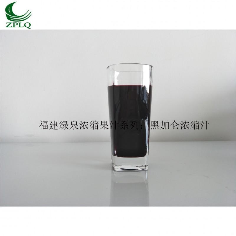 黑加仑浓缩果汁1