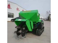 多功能开沟机  自走式微耕机 小型耕地机 微耕机的价格