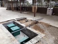 生活污水处理设备A级排放价格
