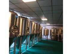 小型原浆啤酒厂生产设备,原浆啤酒设备厂家