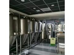 500升自酿原浆啤酒设备,啤酒屋小型啤酒设备