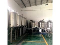 原浆啤酒厂生产设备,史密力维原浆啤酒设备厂家直供