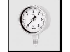 Fischer 生产的压力仪表