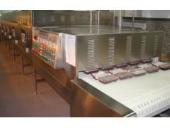 冷链盒饭微波加热设备  冷链盒饭微波加热设备工艺