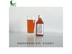 供应优质浓缩果汁发酵果汁果蔬汁浆密瓜浓缩汁厂家直销