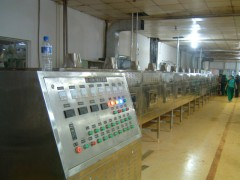 调味酱料微波杀菌机  调味酱料微波杀菌机参数 调味酱料杀菌机