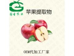 苹果粉饮品 苹果醋粉固体饮料 全水溶 宁陕国圣OEM代加工