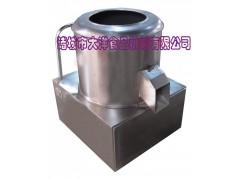 厂家直销大洋牌金刚砂筒式磨皮机 干枣去皮设备
