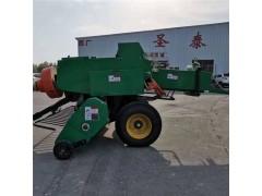玉米方捆打捆机 方草捆打捆机 方捆秸秆打捆机价格