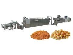 全自动大豆组织蛋白生产线工艺