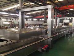 电加热蘑菇漂烫机 粘玉米漂烫机价格 蔬菜漂烫杀青设备厂家直销