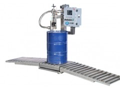 200kg液体大桶称重灌装机
