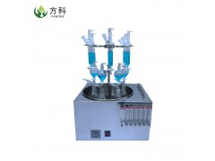 水质硫化物-酸化吹气仪SSH-6
