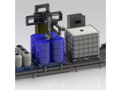 吨桶IBC桶200升桶通用液体灌装机