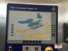 供应二手利乐tetra pak全自动装箱机70型
