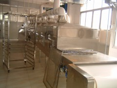 花生米微波烘烤机 花生米微波烘烤机工艺