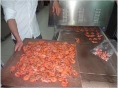 对虾微波烘烤设备 对虾微波烘烤设备参数 对虾微波烘烤设备工艺