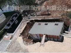 生活污水处理设备现场土建答疑