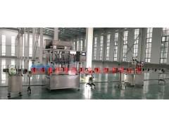 84消毒液灌装线、消毒剂包装机、全自动消毒液灌装线 厂家