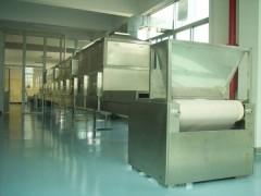 大型连续式微波干燥机  大型微波干燥机工艺 连续微波干燥机
